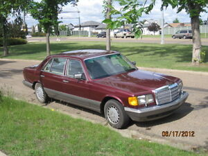 420sel Mercedes Benz Got to sell will let go for 2000 dollars! Strathcona County Edmonton Area image 3