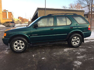 1999 Isuzu Rodeo LS AWD SUV (HONDA) **Trade for a Sport Bike