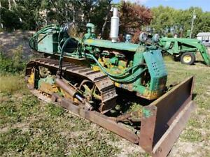 Caterpillar D4 Dozer, new 19 gpm hyd pump, good undercarriage, n