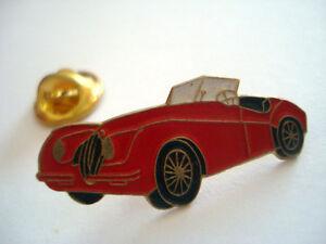 pins auto voiture decapotable anglaise sport rouge ebay. Black Bedroom Furniture Sets. Home Design Ideas