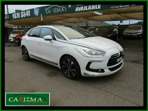 2012 Citroen DS5 DSport White 6 Speed Automatic Wagon Seven Hills Blacktown Area Preview