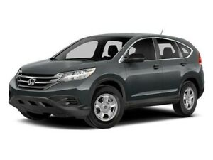 2016 Honda CR-V LX - Just arrived