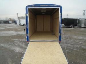 ELECTRIC BLUE - 6X12 ENCLOSED ATLAS - FULLY LOADED! London Ontario image 5