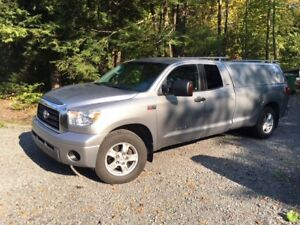 2008 Toyota Tundra Double Cab. 2 X 4 Camionnette