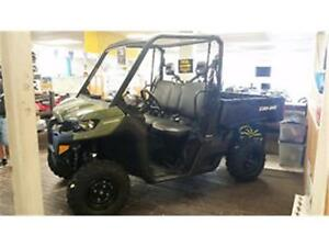 CAN-AM NEW SSV $130 BI-WEEKLY ONLY10 INSTOCK AT THIS PRICE.