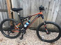 Boardman Mountain Bike Team Full Suspension - £650