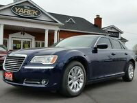2013 Chrysler 300 Touring, V6, 8 Spd Auto, Leather Heated Seats,