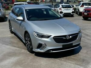 2018 Holden Commodore ZB RS Silver 9 Speed Automatic Sportswagon Brendale Pine Rivers Area Preview