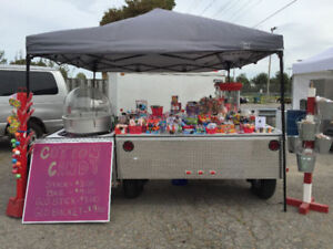 One Of A Kind Concession Trailer