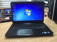 Dell Inspirion N5050 Core i5-2450 CPU 2.50GHz 4GB Ram 320GB HDD Win 7 Laptop