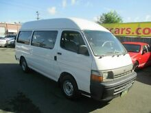 1994 Toyota Hiace LH125R Commuter White 5 Speed Manual Bus Coopers Plains Brisbane South West Preview