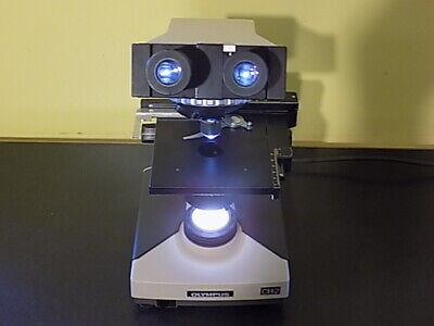 Olympus Ch2 Binocular Microscope