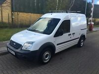 MAN WITH A VAN - FORD TRANSIT CONNECT WITH ROOF RACK WITH DRIVER - SUPER COMPETITIVE QUOTES