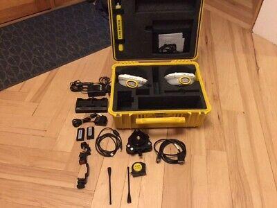 Trimble Dual 5800 L1l2 Rtk Gps Recon Wsurvey Pro