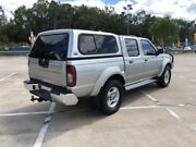 2006 Nissan Navara D22 ST-R (4x4) Silver 5 Speed Manual Dual Cab Pick-up Morayfield Caboolture Area Preview