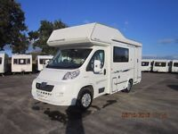 2008 COMPASS AVANTE GARDE 5 BIRTH MOTORHOME WITH ONLY 19K MILES ANDERSON CARAVAN AND MOTORHOME SALES