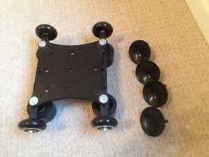 Rig Wheels Rail Dolly Camera Dolly Kit