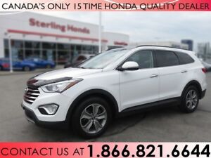 2013 Hyundai Santa Fe AWD | 1 OWNER | LEATHER | NO ACCIDENTS