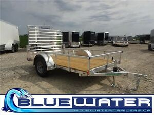 2017 Legend Aluminum Open Deluxe 6x10!!BETTER TRAILER-IN STOCK!