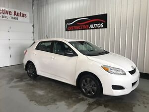 2011 Toyota Matrix HATCHBACK/BLUETOOTH/LOW KM/FUEL EFFICIENT