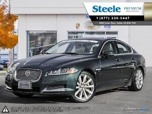 2014 JAGUAR XF 3.0 AWD 4x4 AWD Supercharged
