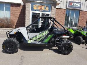 **FREE TRAILER 2018 Textron Arctic Cat Wildcats Low payments OAC