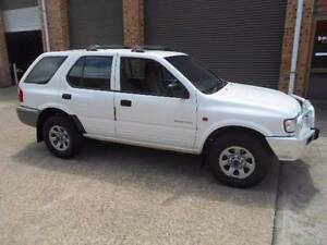 2000 4X4 Holden Frontera Wagon for backpackers LOW KM LONG REGO Redfern Inner Sydney Preview