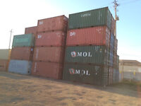 20FT USED STANDARD CONTAINERS - 3200.00