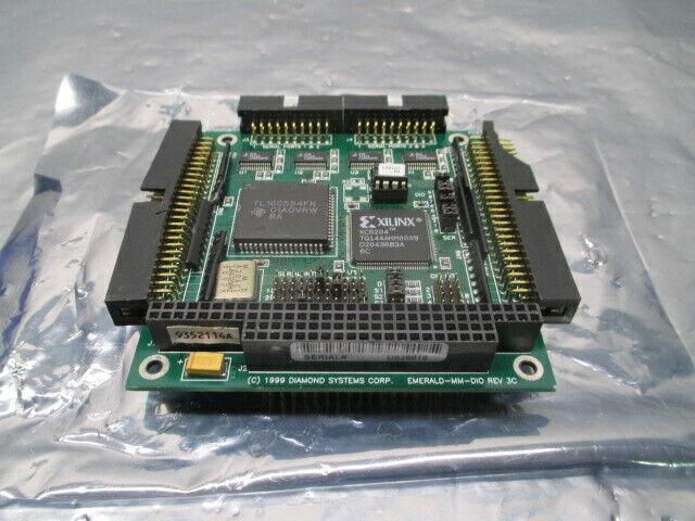 Diamond Systems EMERALD-MM-DIO 4-Port PC/104 Module, PCB, 100229