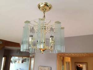Matching Large & Small Chandelier - Type Ceiling Light Fixtures