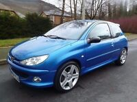 2004 54 Peugeot 206 GTi 180. *SORRY NOW SOLD*