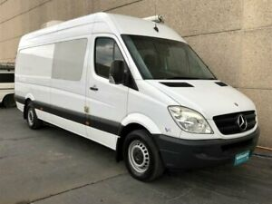 2011 Mercedes-Benz Sprinter 906 MY10 316CDI EXL White 5 Speed Automatic Van Revesby Bankstown Area Preview