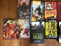 Price Drop: Set of Collectible Comic Books, new with some sealed