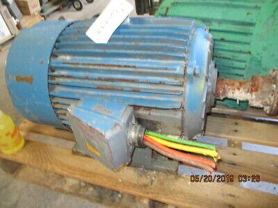 Vanguard Electric Motor Mn Vm6200e 20 Hp 520315b Used