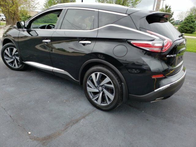 Image 3 Voiture Asiatique d'occasion Nissan Murano 2015