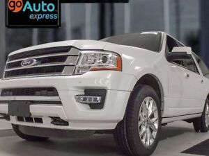 2016 Ford Expedition MAX Limited- She's got it all. NAV, sunroof