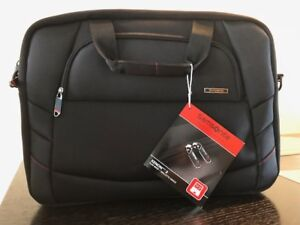 BNWT Samsonite Xenon 2 Slim Laptop Brief case