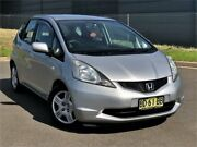 2009 Honda Jazz GE MY09 GLi Silver 5 Speed Manual Hatchback Blacktown Blacktown Area Preview