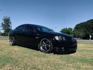 2012 Holden Commodore VE II MY12 SV6 6 Speed Manual Sedan Southport Gold Coast City Preview