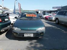 1995 Mitsubishi Lancer CC GL Olive Green 5 Speed Manual Coupe Ottoway Port Adelaide Area Preview