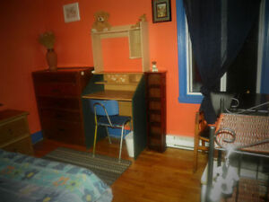 room for rent for three months: June 1st o August 31