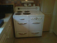 beautiful stove antique