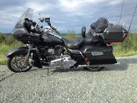 2011 Harley Davidson Screaming Eagle 110 Road Glide