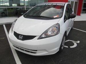 2012 Honda Fit Dx-A + GARANTIE 10ANS/200.000KM
