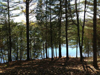2600ft OF WATER FRONTAGE ON ALMOST 80 ACRES!!!