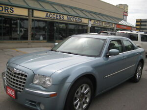 2008 Chrysler 300 Limited, Leather, Sunroof
