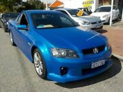 2009 Holden Commodore VE SV6 Blue 5 Speed Automatic Utility Victoria Park Victoria Park Area Preview
