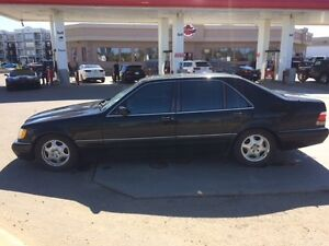 1998 Mercedes-Benz S-Class Sedan 7500$