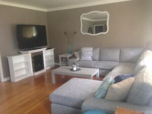 Available Today- Executive Furnished/ All Inclusive House