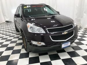 2010 Chevrolet Traverse 1LT AWD - Remote Start & Rear Camera